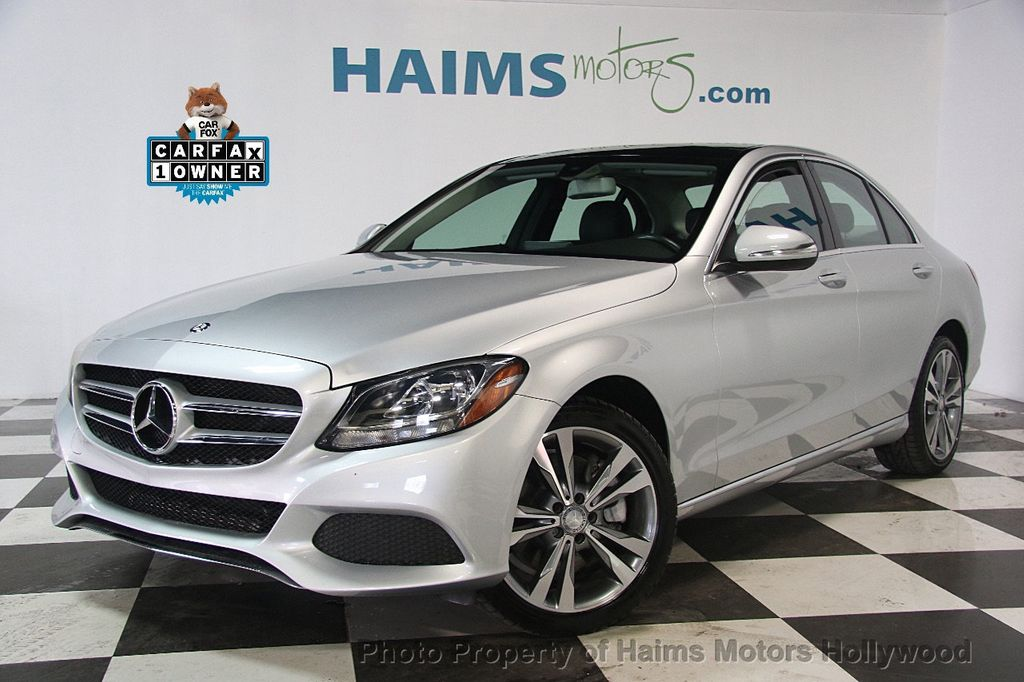 2015 Mercedes-Benz C-Class 4dr Sedan C 300 Sport 4MATIC - 17227927 - 0