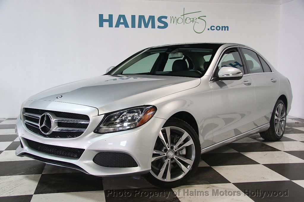 2015 Mercedes-Benz C-Class 4dr Sedan C 300 Sport 4MATIC - 17227927 - 1