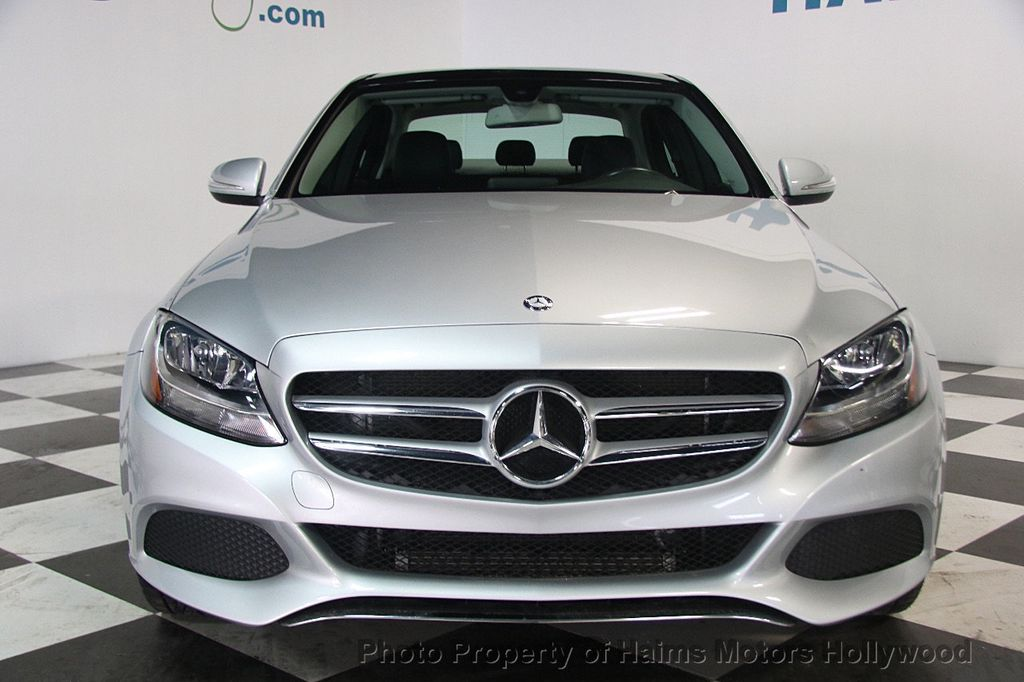 2015 used mercedes benz c class 4dr sedan c 300 sport 4matic at haims motors serving fort. Black Bedroom Furniture Sets. Home Design Ideas