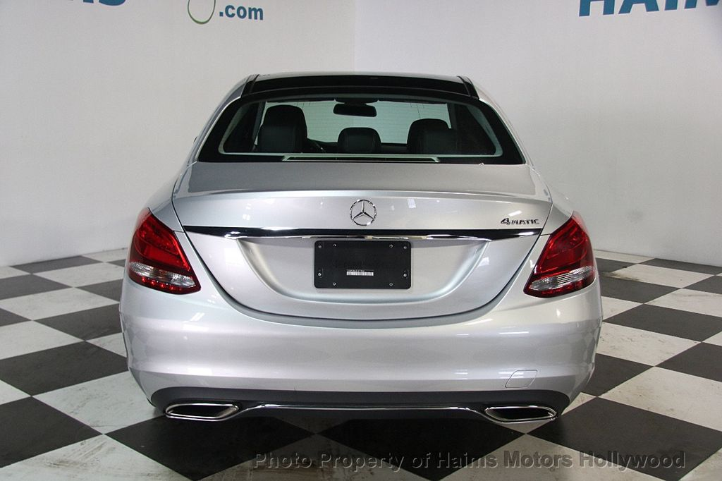 2015 Mercedes-Benz C-Class 4dr Sedan C 300 Sport 4MATIC - 17227927 - 5