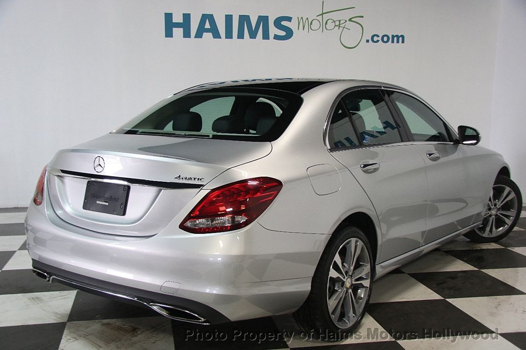2015 Mercedes-Benz C-Class 4dr Sedan C 300 Sport 4MATIC - 17227927 - 6