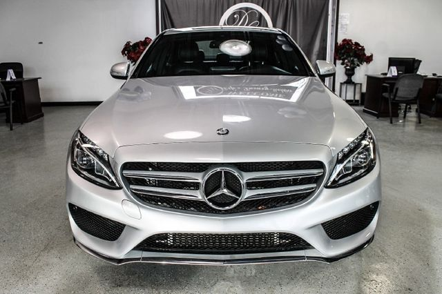 2015 Used Mercedes-Benz C-Class 4dr Sedan C300 Sport 4MATIC at Auto Outlet  Serving Elizabeth, NJ, IID 14779880