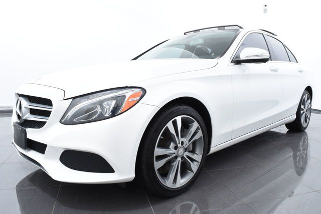 2015 Mercedes-Benz C-Class 4dr Sedan C 300 Sport 4MATIC