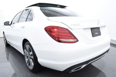 2015 Mercedes-Benz C-Class 4dr Sedan C 300 Sport 4MATIC - Click to see full-size photo viewer