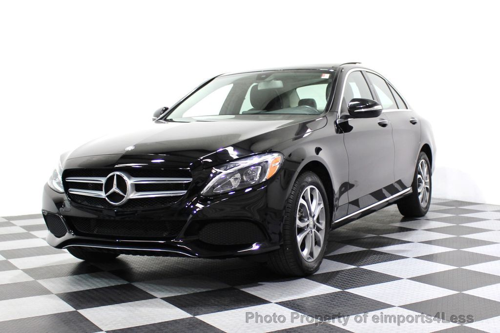 2015 Mercedes-Benz C-Class CERTIFIED C300 4Matic AWD Blind Spot PANO LED NAVI - 17537735 - 13