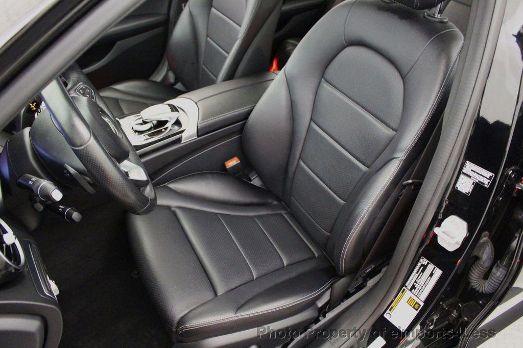 2015 Mercedes-Benz C-Class CERTIFIED C300 4Matic AWD Blind Spot PANO LED NAVI - 17537735 - 21