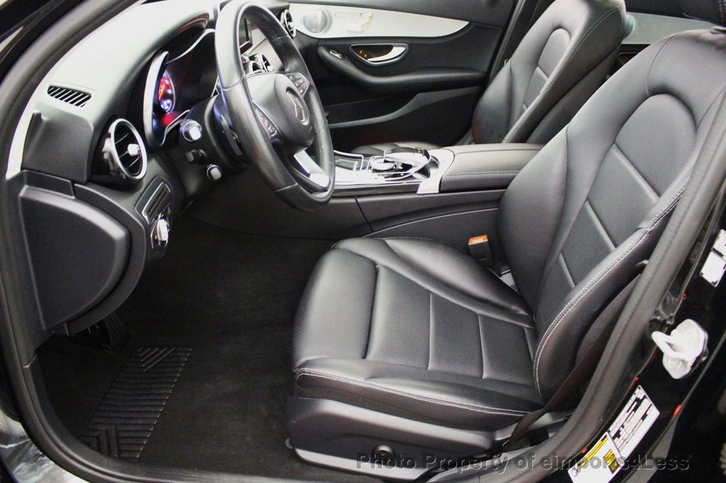 2015 Mercedes-Benz C-Class CERTIFIED C300 4Matic AWD Blind Spot PANO LED NAVI - 17537735 - 35