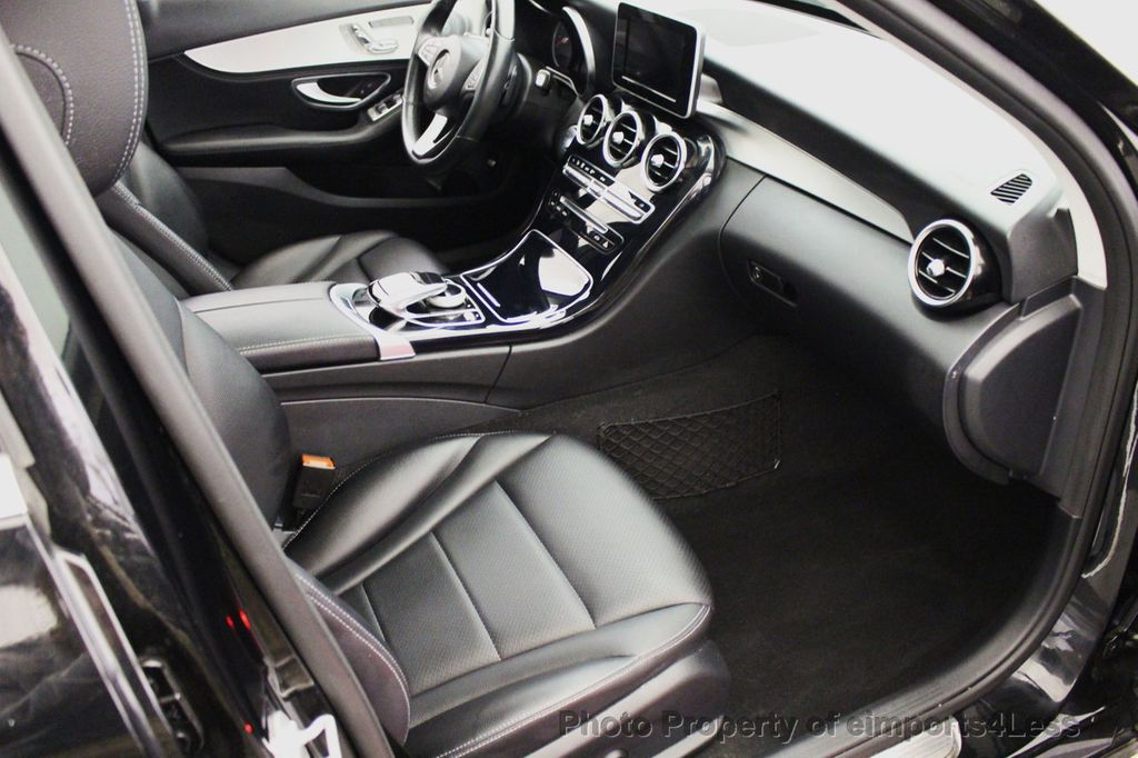 2015 Mercedes-Benz C-Class CERTIFIED C300 4Matic AWD Blind Spot PANO LED NAVI - 17537735 - 7