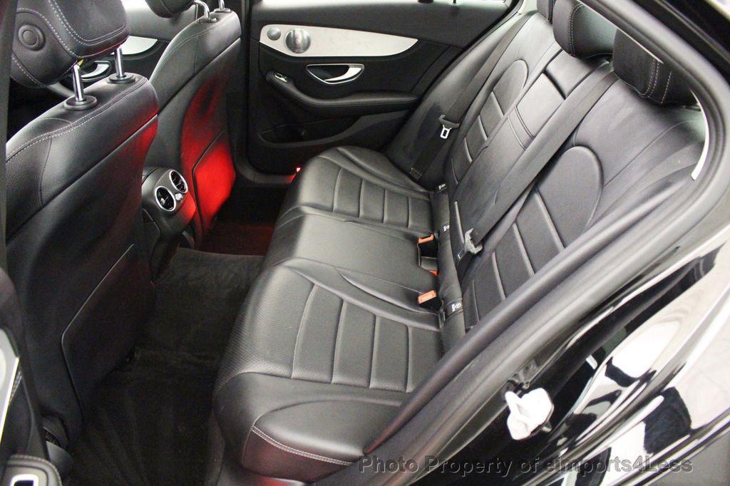 2015 Mercedes-Benz C-Class CERTIFIED C300 4Matic AWD Blind Spot PANO LED NAVI - 17537735 - 8