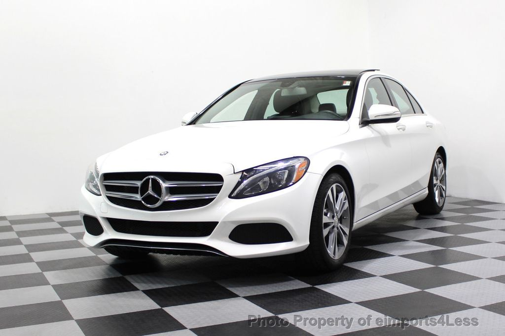 2015 Mercedes-Benz C-Class CERTIFIED C300 4Matic AWD CAMERA PANO NAVI - 17484517 - 13