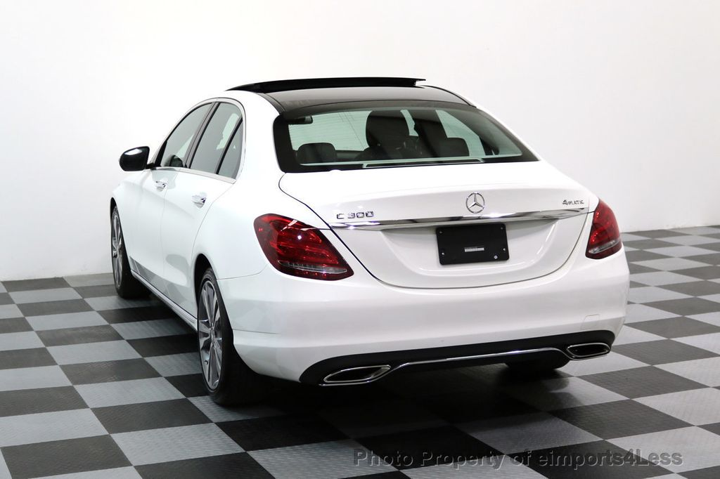 2015 Mercedes-Benz C-Class CERTIFIED C300 4Matic AWD CAMERA PANO NAVI - 17484517 - 2