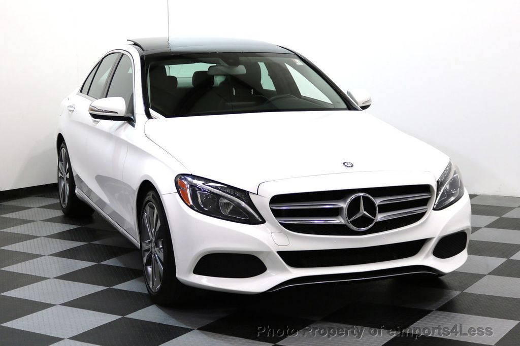 2015 Mercedes-Benz C-Class CERTIFIED C300 4Matic AWD CAMERA PANO NAVI - 17484517 - 29