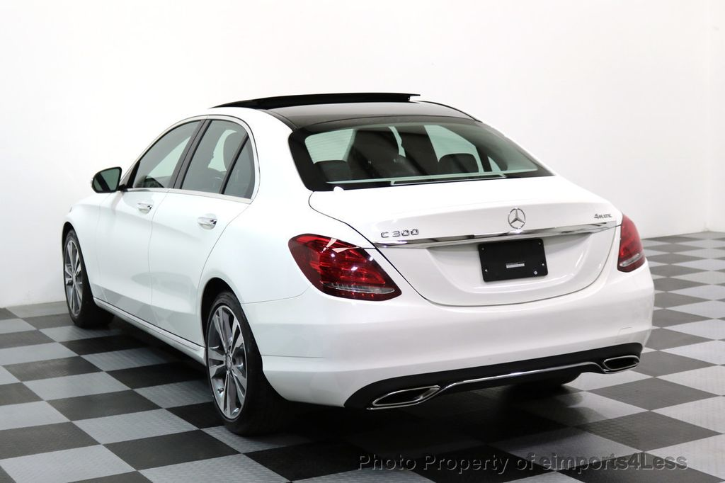 2015 Mercedes-Benz C-Class CERTIFIED C300 4Matic AWD CAMERA PANO NAVI - 17484517 - 30
