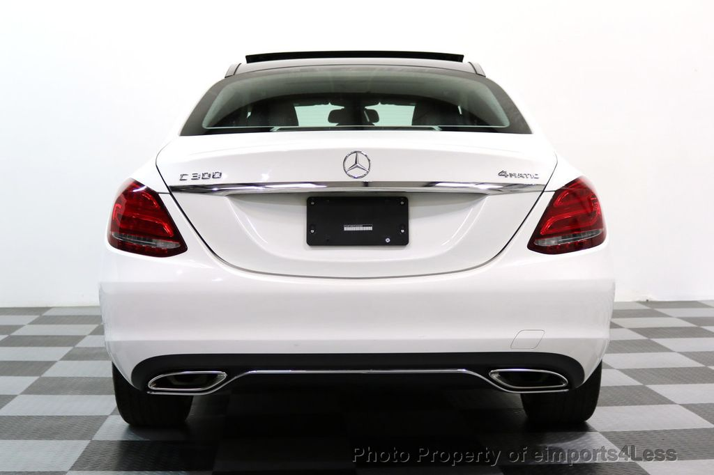 2015 Mercedes-Benz C-Class CERTIFIED C300 4Matic AWD CAMERA PANO NAVI - 17484517 - 31