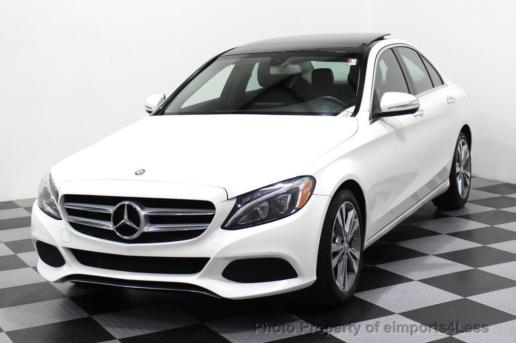 2015 Mercedes-Benz C-Class CERTIFIED C300 4Matic AWD CAMERA PANO NAVI - 17484517 - 43