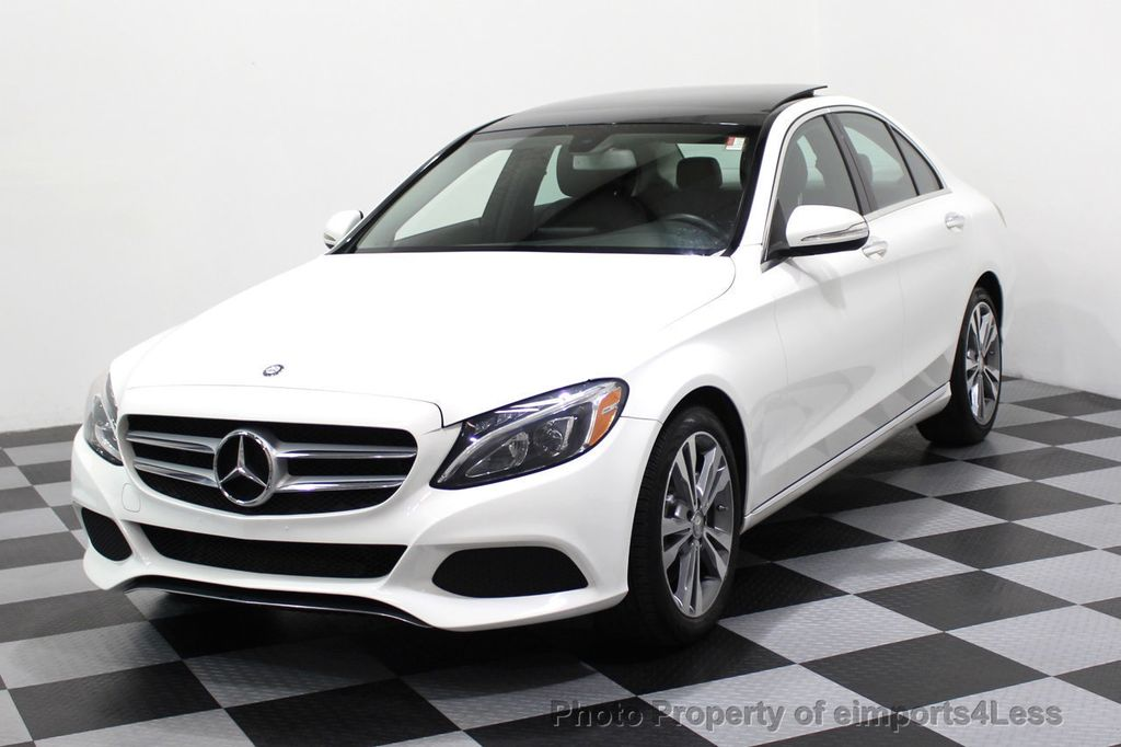 2015 Mercedes-Benz C-Class CERTIFIED C300 4Matic AWD CAMERA PANO NAVI - 17484517 - 44