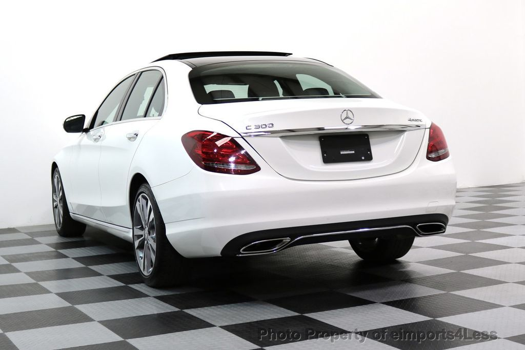 2015 Mercedes-Benz C-Class CERTIFIED C300 4Matic AWD CAMERA PANO NAVI - 17484517 - 46