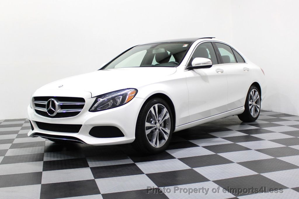 2015 Mercedes-Benz C-Class CERTIFIED C300 4Matic AWD CAMERA PANO NAVI - 17484517 - 55