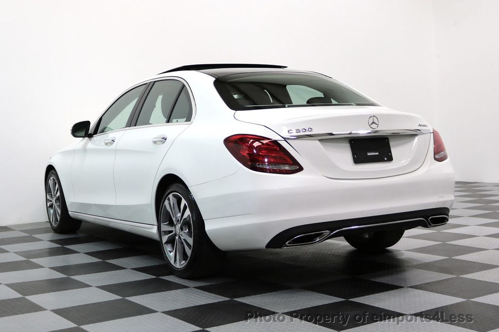 2015 Mercedes-Benz C-Class CERTIFIED C300 4Matic AWD CAMERA PANO NAVI - 17484517 - 56