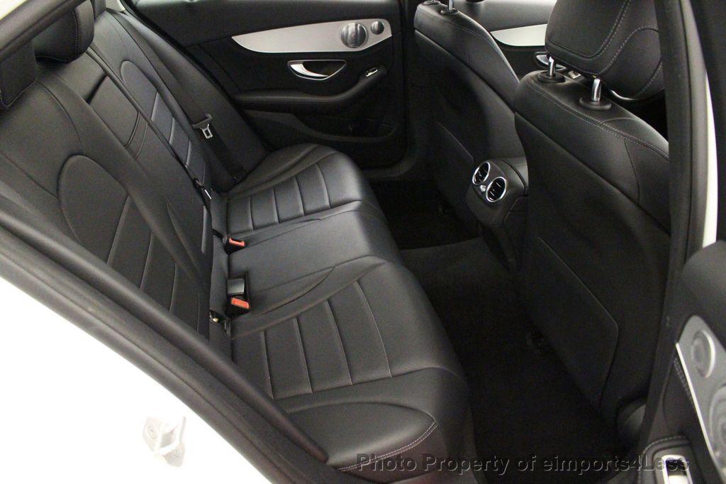 2015 Mercedes-Benz C-Class CERTIFIED C300 4Matic AWD CAMERA PANO NAVIGATION - 17484517 - 9