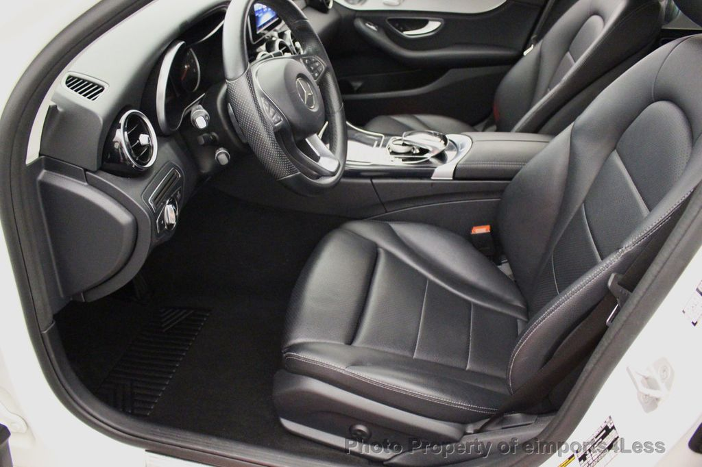 2015 Mercedes-Benz C-Class CERTIFIED C300 4Matic AWD CAMERA PANO NAVIGATION - 17484517 - 33