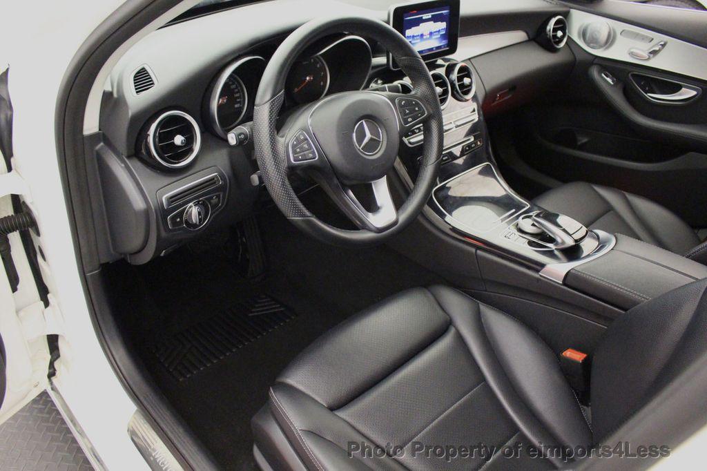 2015 Mercedes-Benz C-Class CERTIFIED C300 4Matic AWD CAMERA PANO NAVIGATION - 17484517 - 48