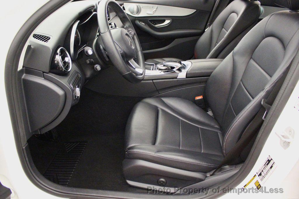 2015 Mercedes-Benz C-Class CERTIFIED C300 4Matic AWD CAMERA PANO NAVIGATION - 17484517 - 50