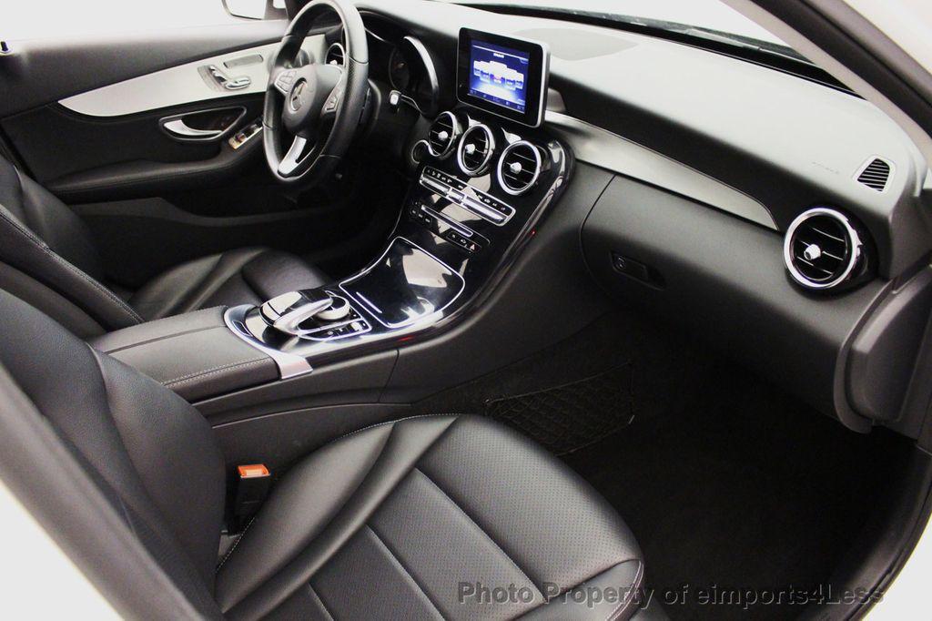 2015 Mercedes-Benz C-Class CERTIFIED C300 4Matic AWD CAMERA PANO NAVIGATION - 17484517 - 51