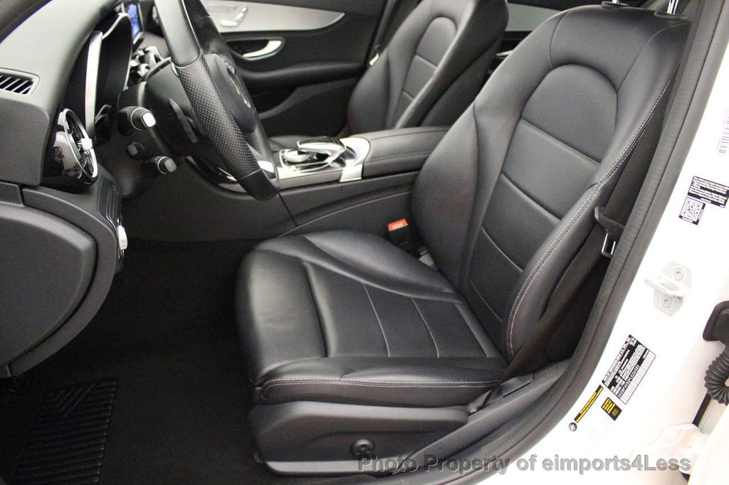 2015 Mercedes-Benz C-Class CERTIFIED C300 4Matic AWD CAMERA PANO NAVIGATION - 17484517 - 52