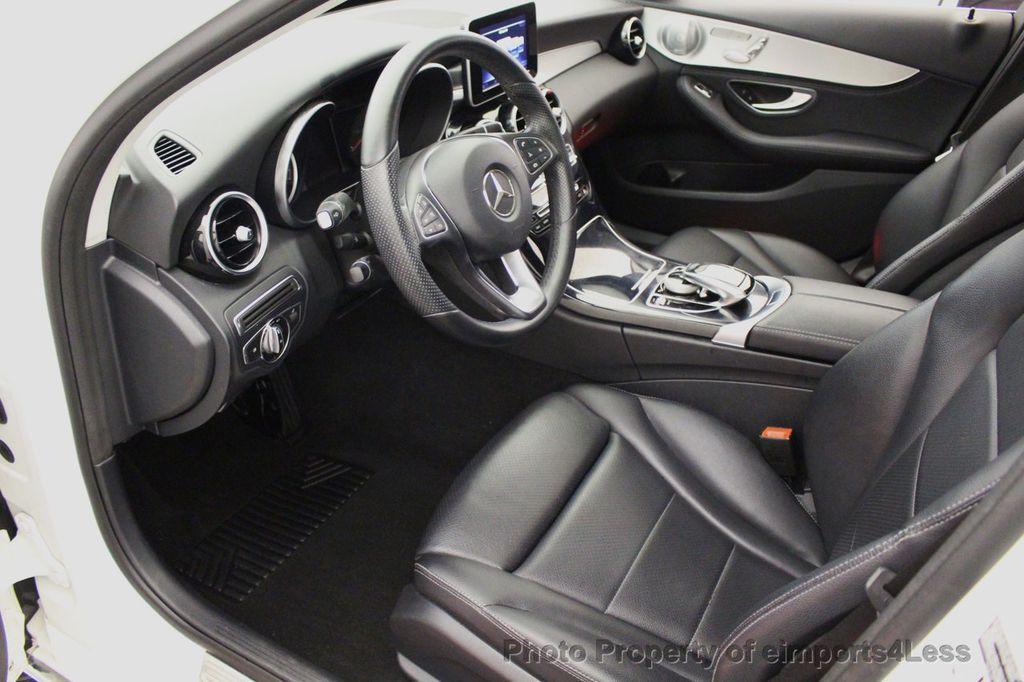 2015 Mercedes-Benz C-Class CERTIFIED C300 4Matic AWD CAMERA PANO NAVIGATION - 17484517 - 6