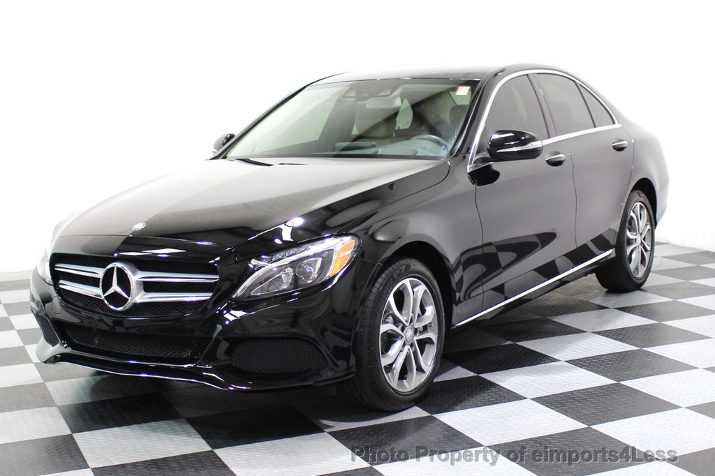 2015 Mercedes-Benz C-Class CERTIFIED C300 4Matic AWD Cooled Seats CAMERA NAVI - 17526336 - 29