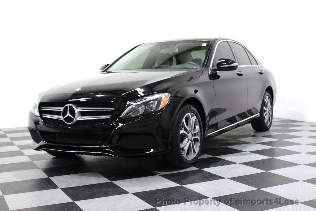 2015 Mercedes-Benz C-Class CERTIFIED C300 4Matic AWD Cooled Seats CAMERA NAVI - 17526336 - 50