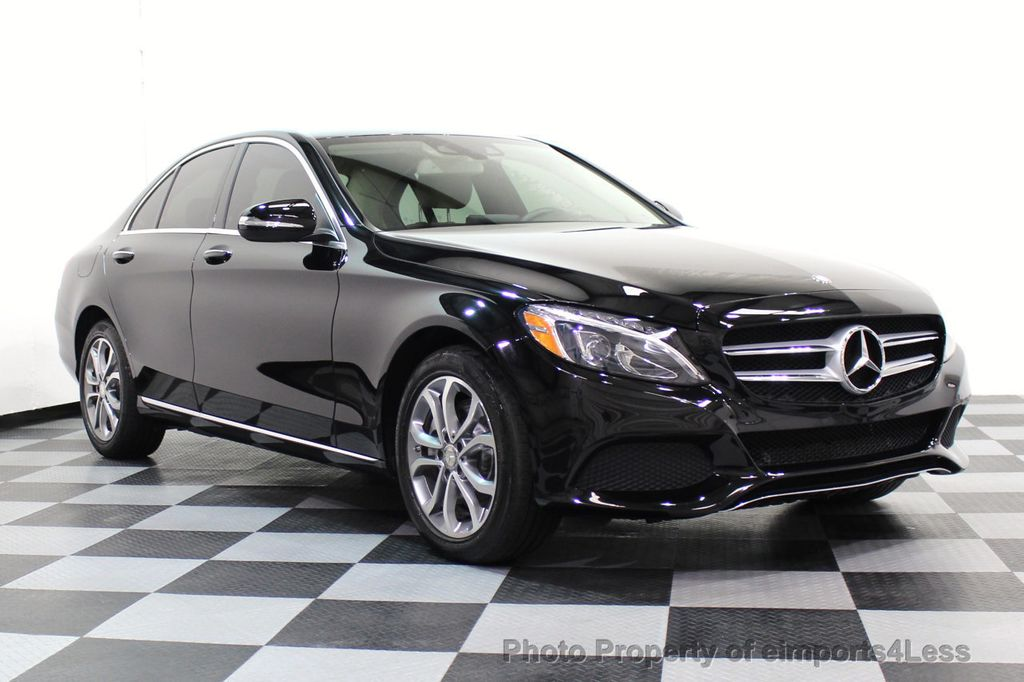 2015 Mercedes-Benz C-Class CERTIFIED C300 4Matic AWD Cooled Seats HUD CAMERA NAVI - 17526336 - 15