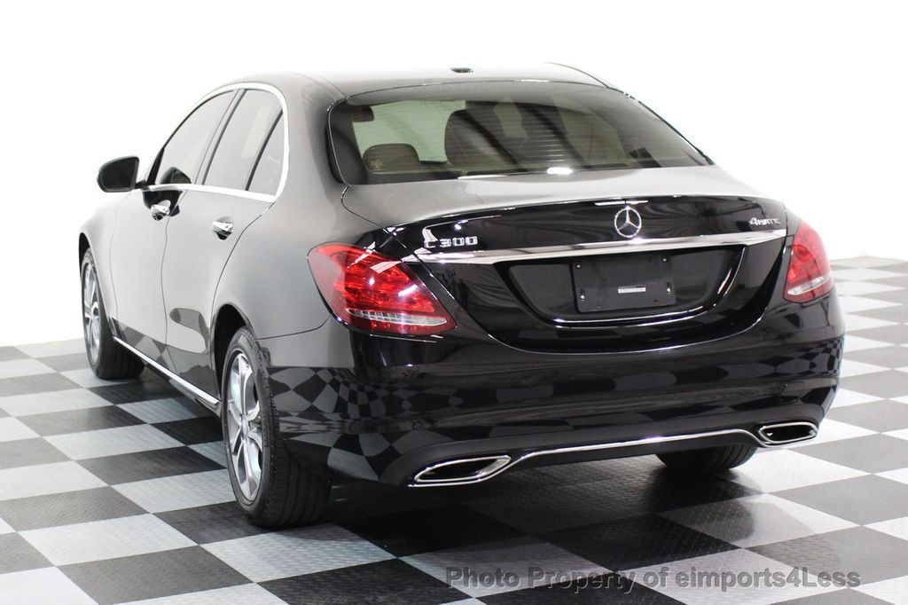 2015 Mercedes-Benz C-Class CERTIFIED C300 4Matic AWD Cooled Seats HUD CAMERA NAVI - 17526336 - 2