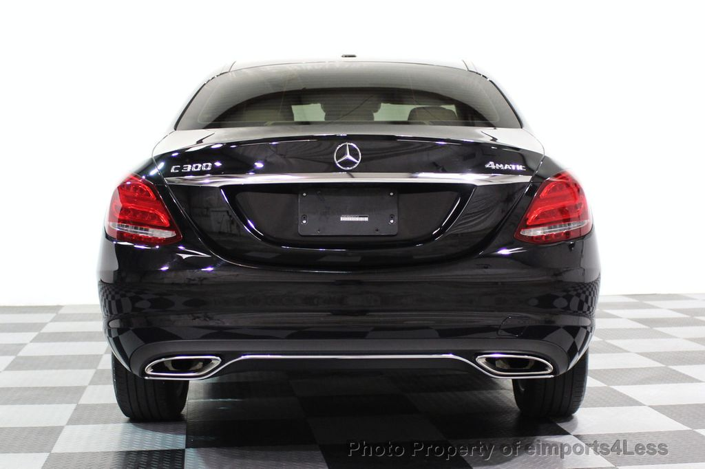 2015 Mercedes-Benz C-Class CERTIFIED C300 4Matic AWD Cooled Seats HUD CAMERA NAVI - 17526336 - 32