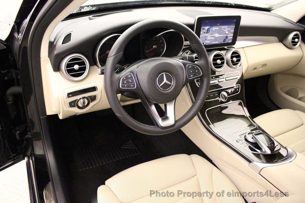 2015 Mercedes-Benz C-Class CERTIFIED C300 4Matic AWD Cooled Seats HUD CAMERA NAVI - 17526336 - 7