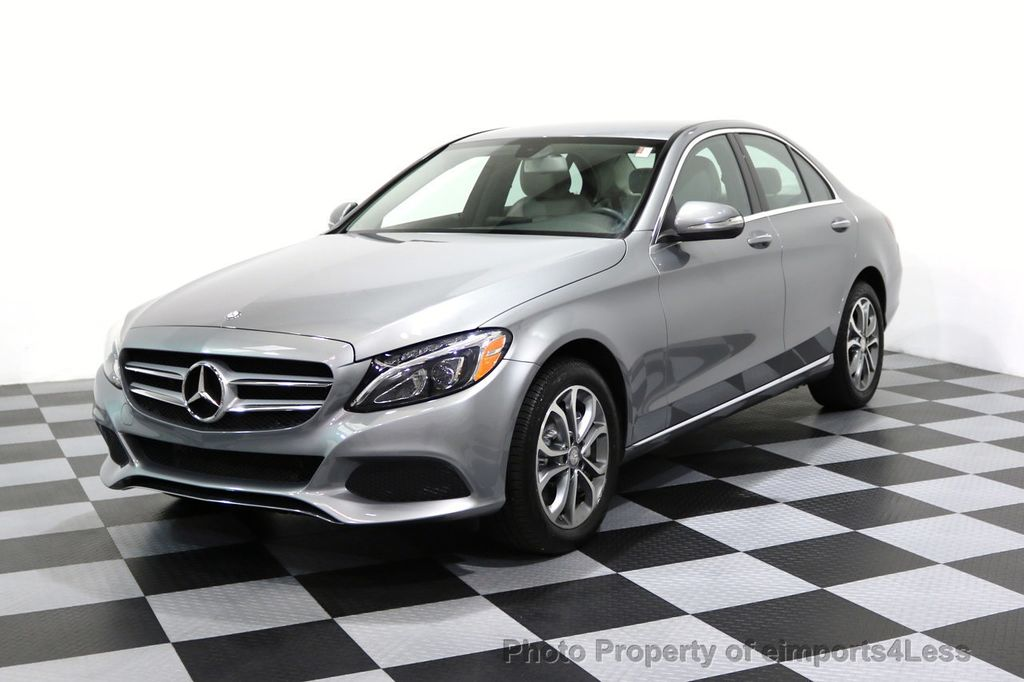 2015 Mercedes-Benz C-Class CERTIFIED C300 4Matic AWD LED LIGHTS CAMERA NAVI - 17057498 - 29