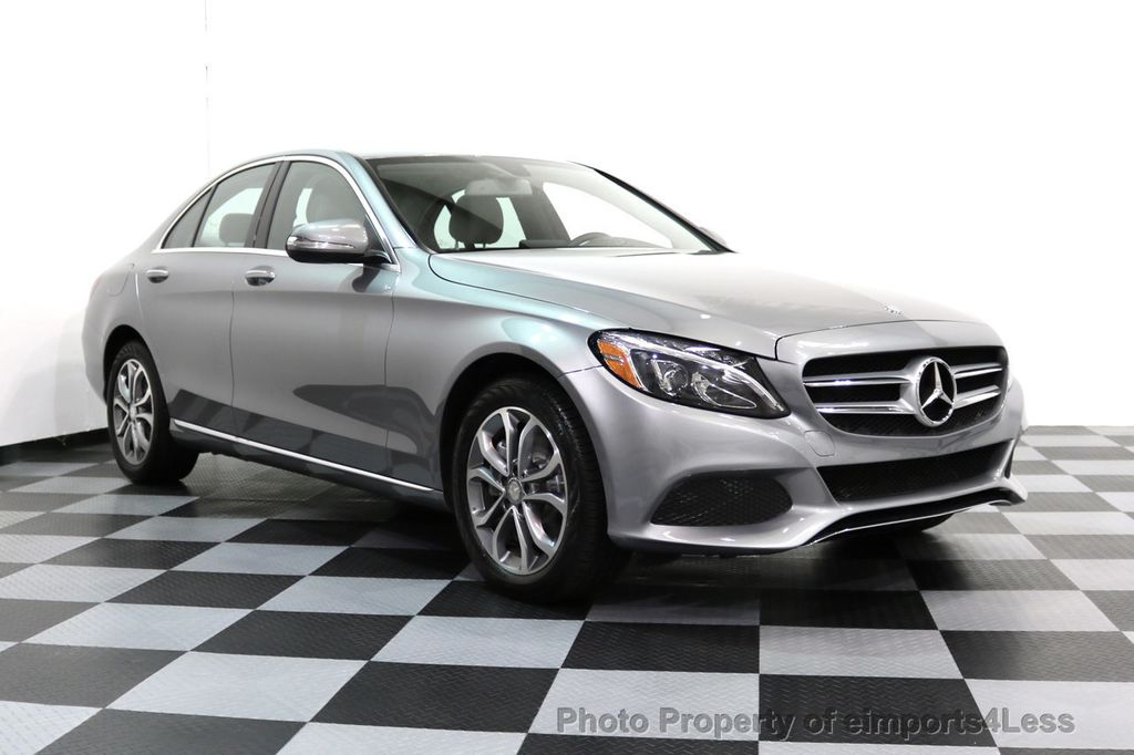 2015 Mercedes-Benz C-Class CERTIFIED C300 4Matic AWD LED LIGHTS CAMERA NAVI - 17057498 - 53