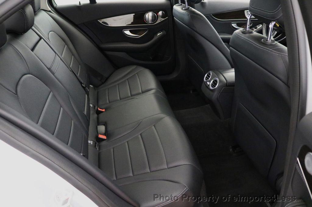 2015 Mercedes-Benz C-Class CERTIFIED C300 4Matic AWD LED LIGHTS CAMERA NAVI - 17124080 - 10