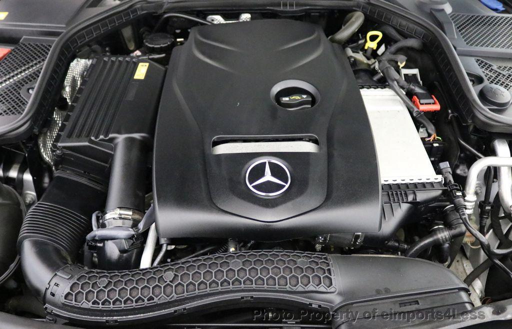 2015 Mercedes-Benz C-Class CERTIFIED C300 4Matic AWD LED LIGHTS CAMERA NAVI - 17124080 - 18