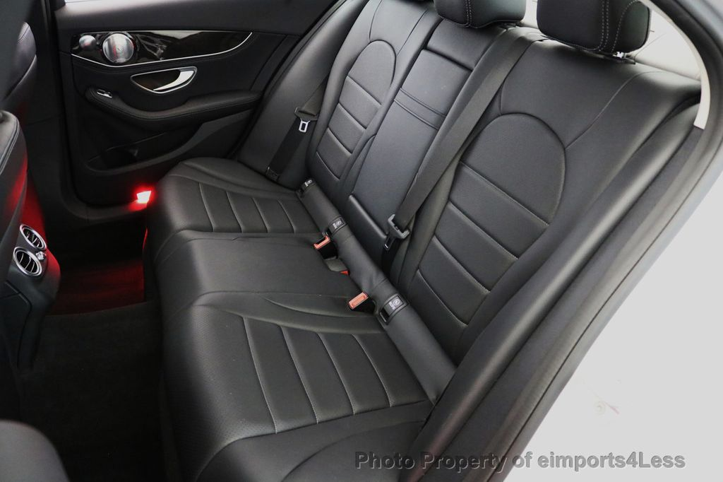 2015 Mercedes-Benz C-Class CERTIFIED C300 4Matic AWD LED LIGHTS CAMERA NAVI - 17124080 - 34