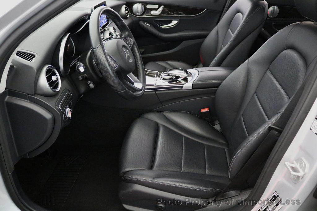 2015 Mercedes-Benz C-Class CERTIFIED C300 4Matic AWD LED LIGHTS CAMERA NAVI - 17124080 - 43