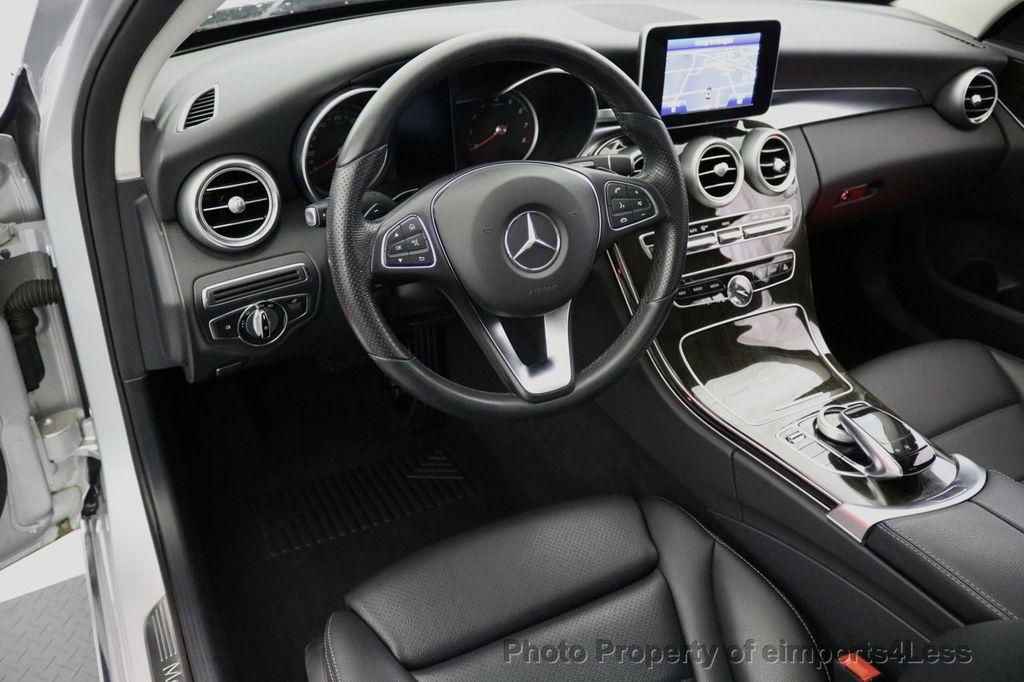 2015 Mercedes-Benz C-Class CERTIFIED C300 4Matic AWD LED LIGHTS CAMERA NAVI - 17124080 - 49