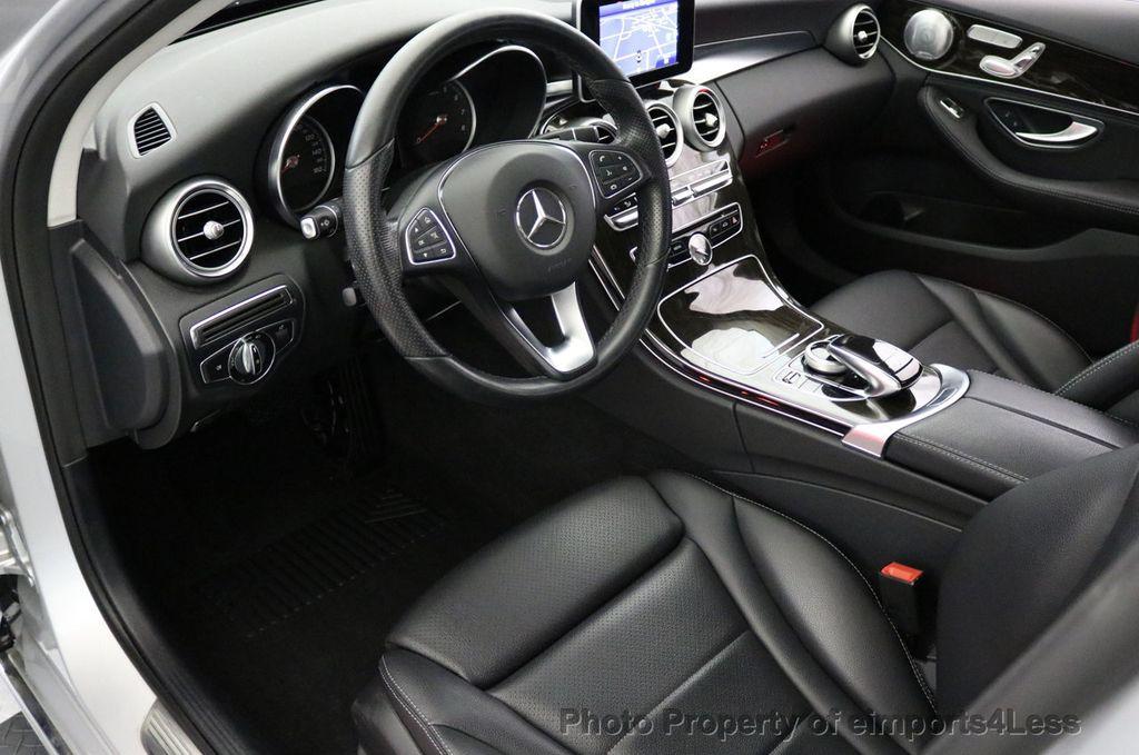 2015 Mercedes-Benz C-Class CERTIFIED C300 4Matic AWD LED LIGHTS CAMERA NAVI - 17124080 - 7