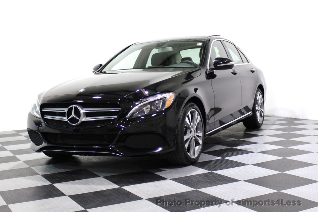 2015 Mercedes-Benz C-Class CERTIFIED C300 4Matic AWD PANO LED CAMERA NAVI - 17526652 - 13
