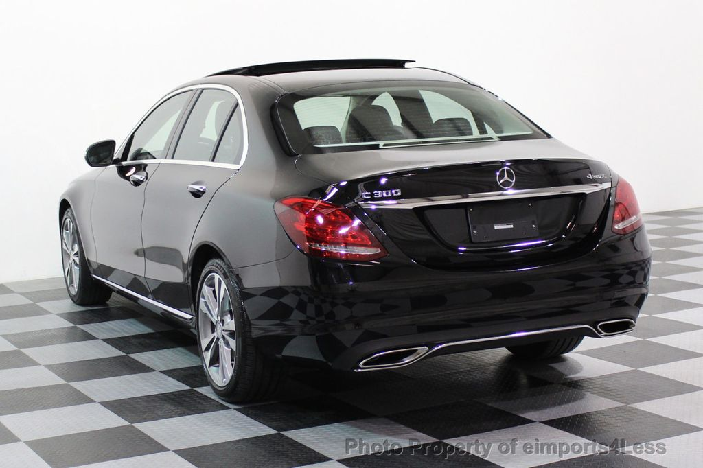 2015 Mercedes-Benz C-Class CERTIFIED C300 4Matic AWD PANO LED CAMERA NAVI - 17526652 - 2