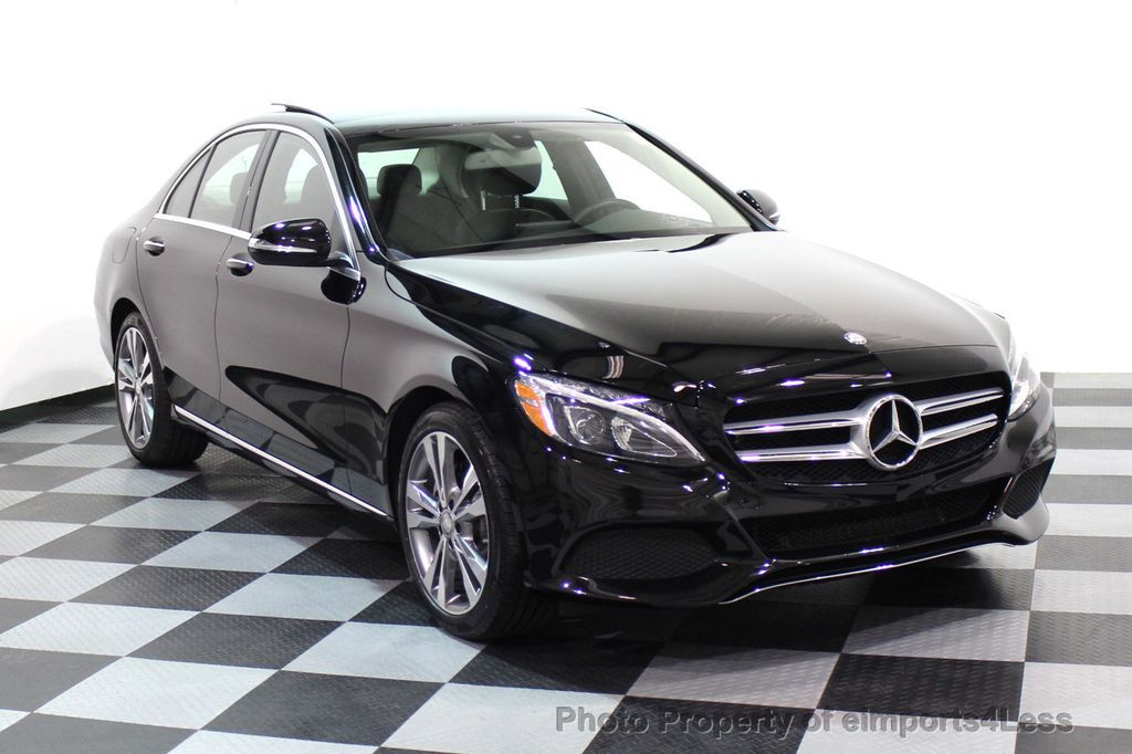 2015 Mercedes-Benz C-Class CERTIFIED C300 4Matic AWD PANO LED CAMERA NAVI - 17526652 - 29