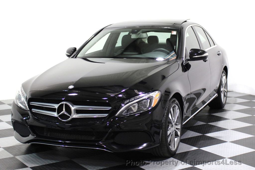2015 Mercedes-Benz C-Class CERTIFIED C300 4Matic AWD PANO LED CAMERA NAVI - 17526652 - 43