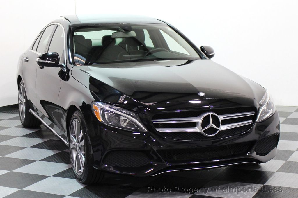 2015 Mercedes-Benz C-Class CERTIFIED C300 4Matic AWD PANO LED CAMERA NAVI - 17526652 - 44