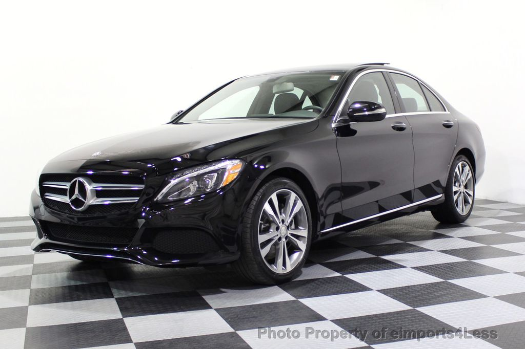 2015 Mercedes-Benz C-Class CERTIFIED C300 4Matic AWD PANO LED CAMERA NAVI - 17526652 - 52